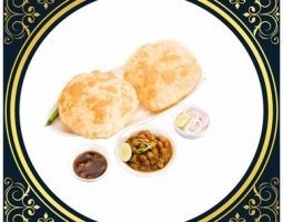 Chole Bhature (2pc )