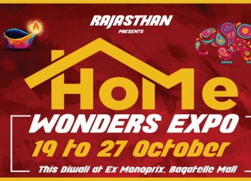 Home Wonders Expo Diwali