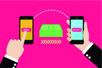 Going Cashless <span> Payment via My.t , Juice, Bank Transfer </span>